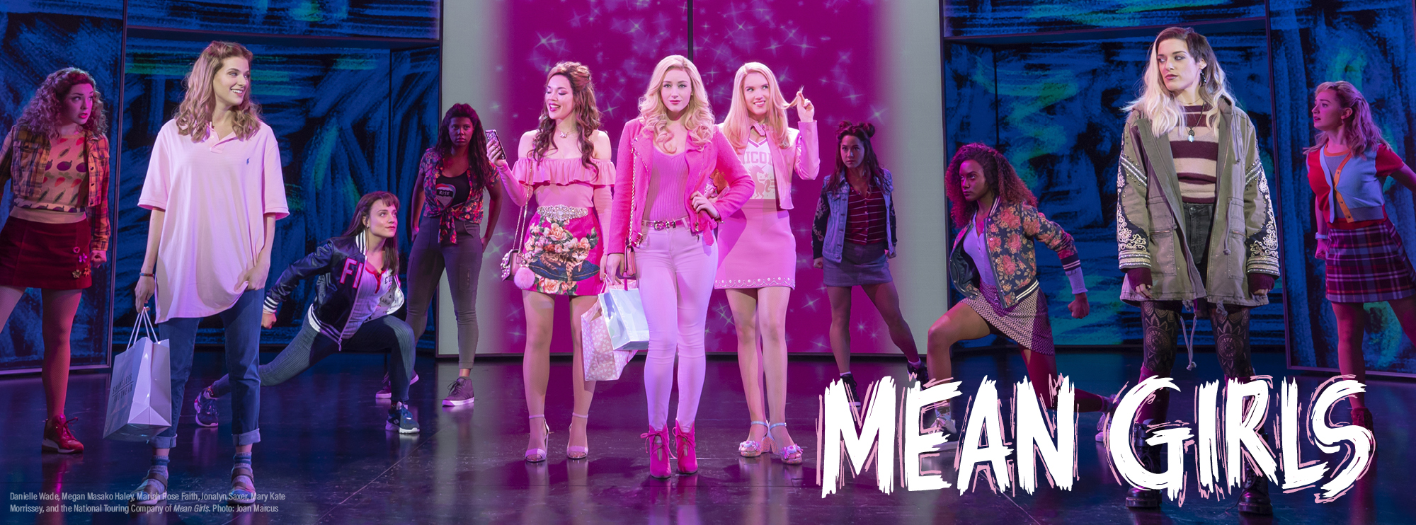 Mean Girls Official Ticketing Site of BroadwaySF
